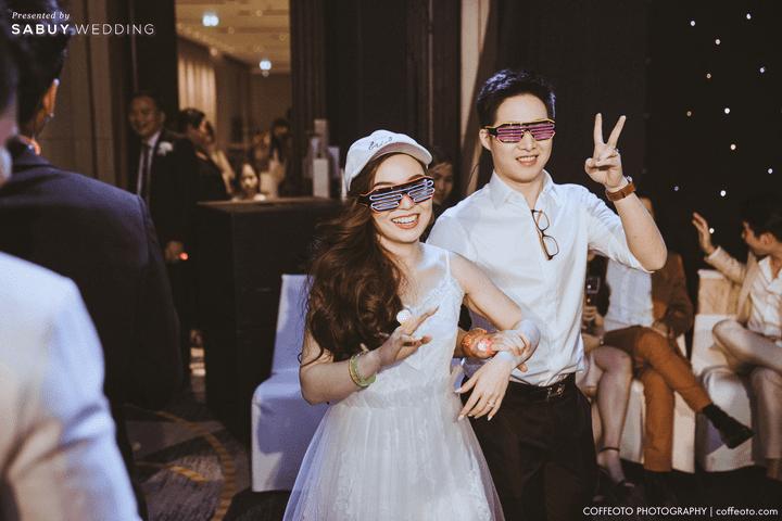 ชุดแต่งงาน,ชุดเจ้าสาว รีวิวงานแต่งโรแมนติก จำลองหมู่บ้าน Cotswold ของอังกฤษมาไว้ในงาน @ Hotel Nikko Bangkok