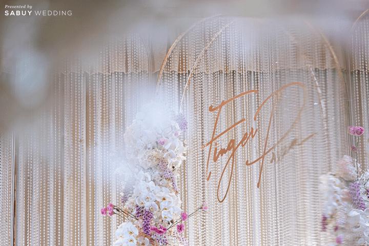 ตกแต่งงานแต่งงาน รีวิวงานแต่งริมน้ำชวนฝัน สวยอลังการ ได้งานครบทุกพิธี @The Peninsula Bangkok