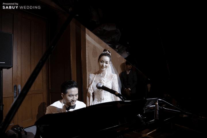 เจ้าบ่าว,เจ้าสาว รีวิวงานแต่งริมน้ำชวนฝัน สวยอลังการ ได้งานครบทุกพิธี @The Peninsula Bangkok