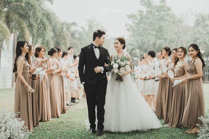7 เรื่องห้ามมองข้าม เมื่อต้องแต่งงานในสวน!