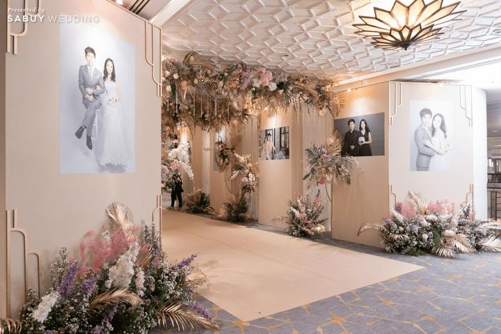 ตกแต่งงานแต่งงาน,ออแกไนเซอร์ รีวิวงานแต่งสวย  Glam อลังการ ด้วยทริคเตรียมงานใน 3 เดือน @ The Athenee Hotel, a Luxury Collection Hotel, Bangkok