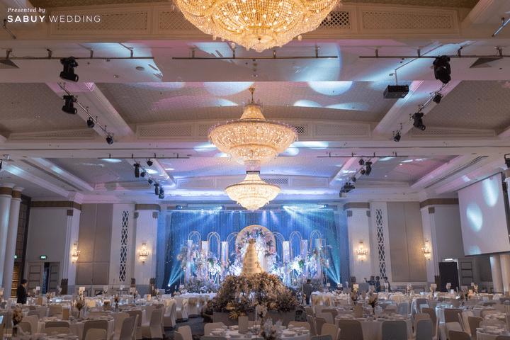 ตกแต่งงานแต่งงาน,ออแกไนเซอร์,สถานที่จัดงานแต่งงาน รีวิวงานแต่งสวย  Glam อลังการ ด้วยทริคเตรียมงานใน 3 เดือน @ The Athenee Hotel, a Luxury Collection Hotel, Bangkok
