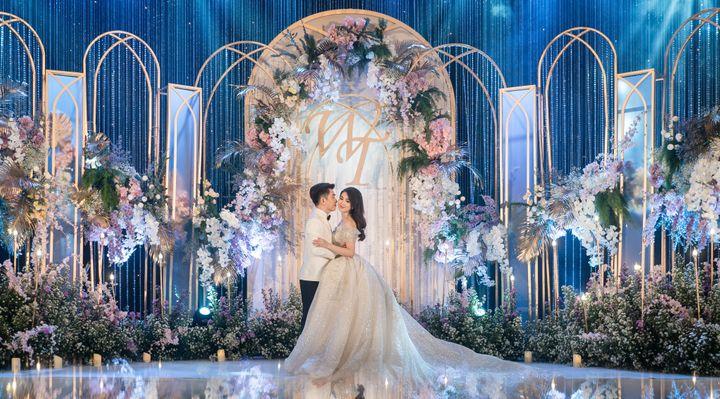 รีวิวงานแต่งสวย  Glam อลังการ ด้วยทริคเตรียมงานใน 3 เดือน @ The Athenee Hotel, a Luxury Collection Hotel, Bangkok