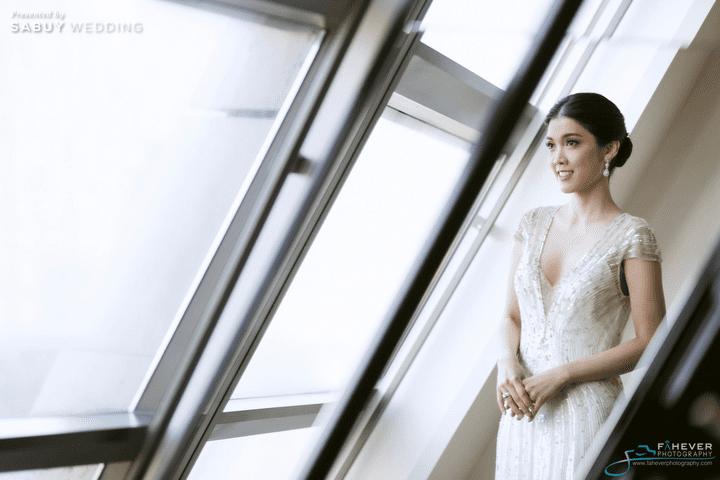 เจ้าสาว,ชุดแต่งงาน รีวิวงานแต่ง Long Table บรรยากาศดี ในสถานที่แต่งงานใหม่สไตล์ Luxury @ Rosewood Bangkok