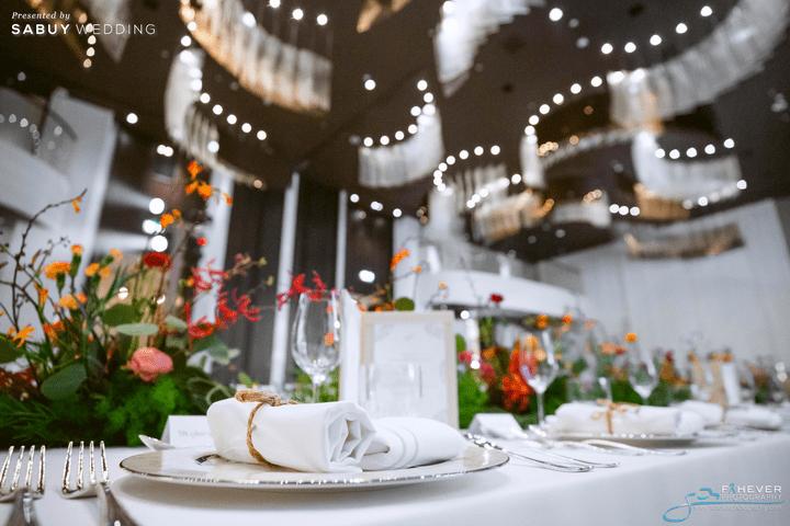 ตกแต่งงานแต่งงาน,RosewoodBangkok รีวิวงานแต่ง Long Table บรรยากาศดี ในสถานที่แต่งงานใหม่สไตล์ Luxury @ Rosewood Bangkok