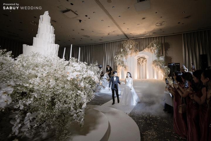 รีวิวงานแต่ง ธีมแรงบันดาลใจจาก Disneyland Paris!  @ Park Hyatt Bangkok