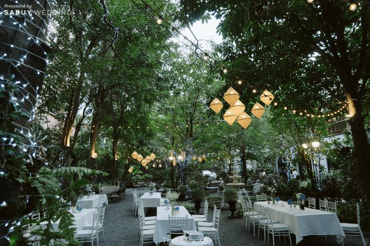 15 สถานที่จัดงานแต่งงานในสวน สวยเก๋มีสไตล์ไม่ซ้ำใคร!