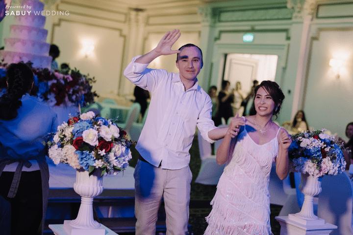 งานแต่งงาน รีวิวงานแต่งหมั้นฉลอง ในห้องบอลรูมโฉมใหม่!! @ Narai Hotel