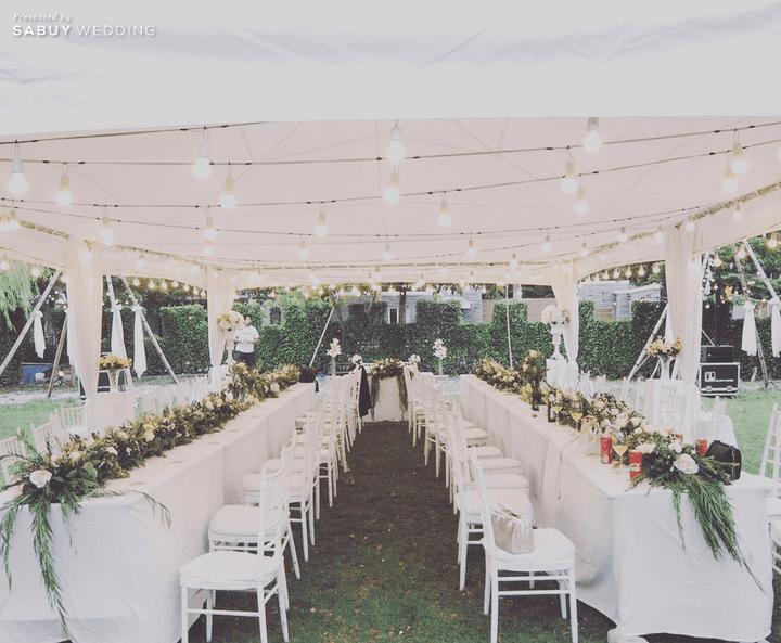 'CHARM GARDEN' สถานที่แต่งงานในสวน ปรุงรักด้วยสูตรลับแบบ Organic!