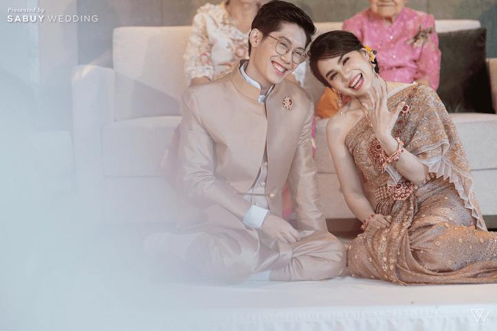 รีวิวงานแต่ง น่ารักอบอุ่น ในสถานที่เซอร์วิสพรีเมียม ดูแลแขกแบบ One By One @ Capella Bangkok
