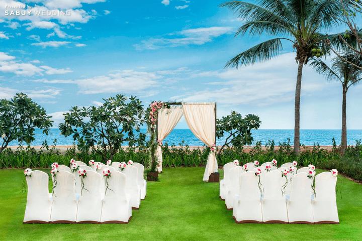 SHERATON HUA HIN PRANBURI VILLAS,Marriott Wedding Thailand,แมริออท ประเทศไทย,สถานที่แต่งงาน,สถานที่จัดงานแต่งงาน,โรงแรม,งานแต่งงาน,งานแต่ง outdoor,งานแต่งริมทะเล,งานแต่งชายทะเล,งานแต่งในสวน ครบทุกความต้องการของบ่าวสาว กับ 40 สถานที่แต่งงานในเครือ Marriott