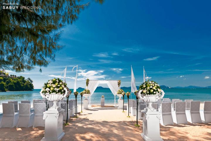 THE WESTIN SIRAY BAY RESORT & SPA,Marriott Wedding Thailand,แมริออท ประเทศไทย,สถานที่แต่งงาน,สถานที่จัดงานแต่งงาน,โรงแรม,งานแต่งงาน,งานแต่ง outdoor,งานแต่งริมทะเล,งานแต่งชายทะเล ครบทุกความต้องการของบ่าวสาว กับ 40 สถานที่แต่งงานในเครือ Marriott