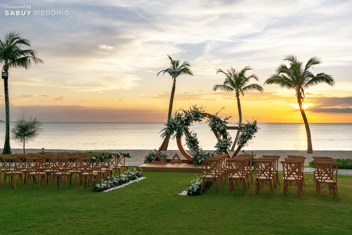 LE MÉRIDIEN KHAO LAK RESORT & SPA,Marriott Wedding Thailand,แมริออท ประเทศไทย,สถานที่แต่งงาน,สถานที่จัดงานแต่งงาน,โรงแรม,งานแต่งงาน,งานแต่ง outdoor,งานแต่งริมทะเล,งานแต่งชายทะเล,งานแต่งในสวน ครบทุกความต้องการของบ่าวสาว กับ 40 สถานที่แต่งงานในเครือ Marriott