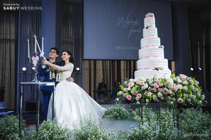 งานแต่งงาน,เค้กแต่งงาน รีวิวงานแต่งสวยมีกิมมิคกับทริคจัดงานช่วยคุมบัดเจท @ S31 Sukhumvit Hotel