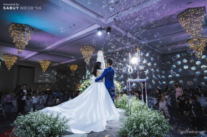 งานแต่งงาน รีวิวงานแต่งสวยมีกิมมิคกับทริคจัดงานช่วยคุมบัดเจท @ S31 Sukhumvit Hotel