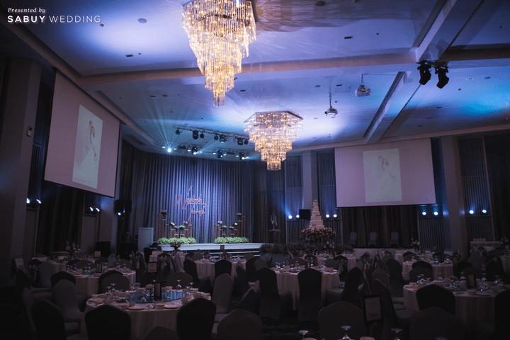 ตกแต่งงานแต่งงาน รีวิวงานแต่งสวยมีกิมมิคกับทริคจัดงานช่วยคุมบัดเจท @ S31 Sukhumvit Hotel