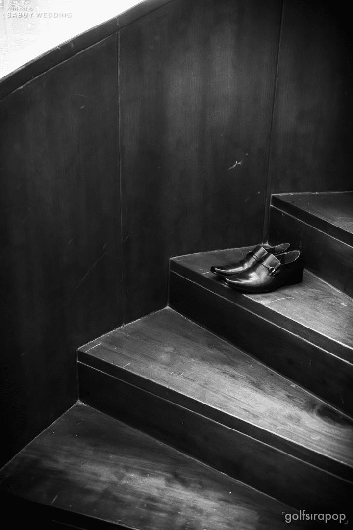 รองเท้าเจ้าบ่าว รีวิวงานแต่งสวยมีกิมมิคกับทริคจัดงานช่วยคุมบัดเจท @ S31 Sukhumvit Hotel