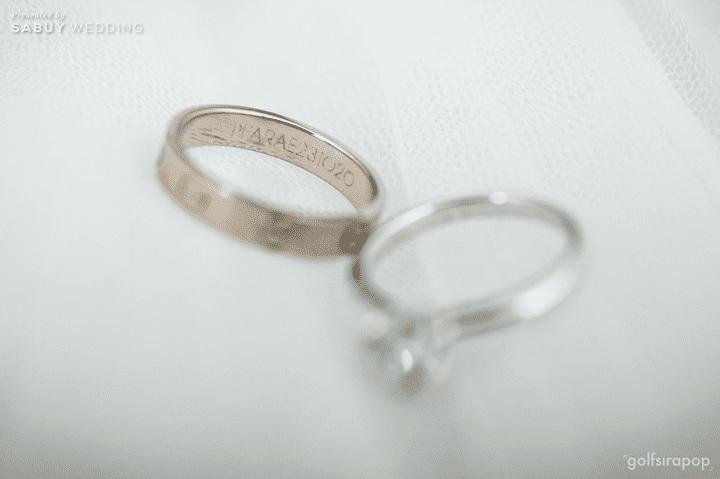 แหวนแต่งงาน รีวิวงานแต่งสวยมีกิมมิคกับทริคจัดงานช่วยคุมบัดเจท @ S31 Sukhumvit Hotel