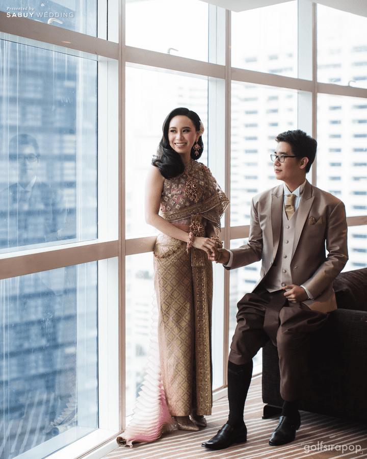 ชุดแต่งงาน รีวิวงานแต่งสวยมีกิมมิคกับทริคจัดงานช่วยคุมบัดเจท @ S31 Sukhumvit Hotel