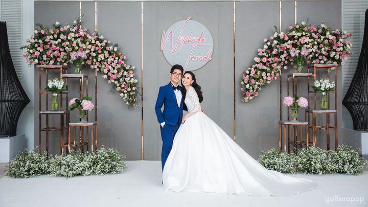 รีวิวงานแต่งสวยมีกิมมิคกับทริคจัดงานช่วยคุมบัดเจท @ S31 Sukhumvit Hotel