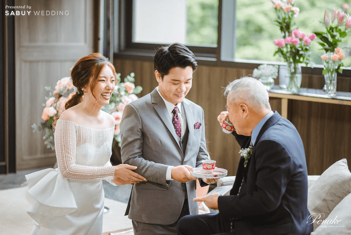 รีวิวงานแต่ง New Normal ในโรงแรม Service ดี กับพิธีการสุดอบอุ่น @Bliston Suwan Park View Hotel & Serviced Residence