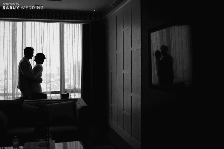 รีวิวงานแต่งสวยหวาน กับเทคนิคจัดงานช่วงเทศกาลกินเจ @Bangkok Marriott Hotel The Surawongse