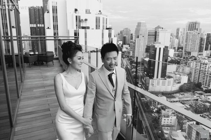 เจ้าบ่าว,เจ้าสาว รีวิวงานแต่งธีม Garden สีคอปเปอร์สุดปัง @ Hyatt Regency Bangkok Sukhumvit