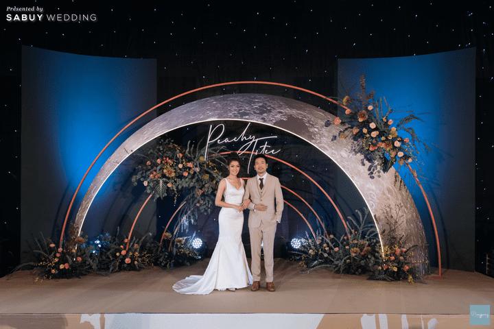 ตกแต่งงานแต่งงาน รีวิวงานแต่งธีม Garden สีคอปเปอร์สุดปัง @ Hyatt Regency Bangkok Sukhumvit