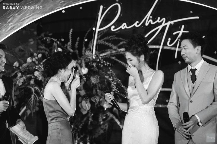 งานแต่งงงาน,ชุดแต่งงาน รีวิวงานแต่งธีม Garden สีคอปเปอร์สุดปัง @ Hyatt Regency Bangkok Sukhumvit