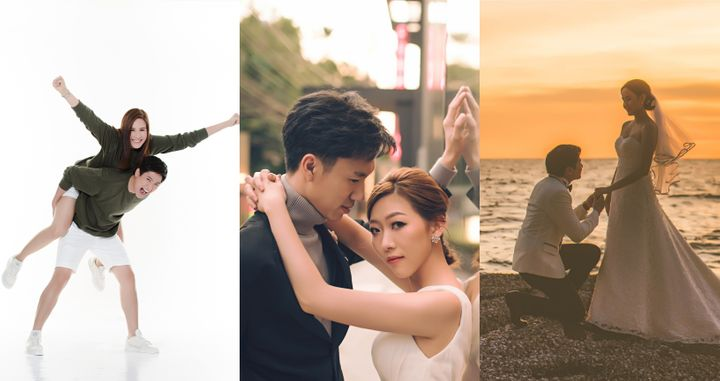 """Challenge ตามหาคู่รักในแบบฉบับ Marriage "" ลุ้นรับ  Packages ถ่ายรูป Prewedding ฟรี!  By Marriage studio"