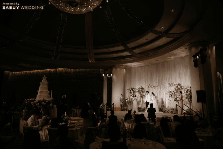 รีวิวงานแต่งสวยหวาน พร้อมมาตรการจัดงานช่วงโควิด @ Sheraton Grande Sukhumvit