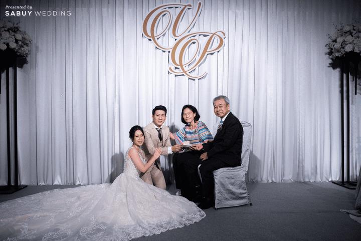 รีวิวงานแต่งธีมสีขาว สวยว้าวในสถานที่เซอร์วิสดี @ The Sukhothai Bangkok