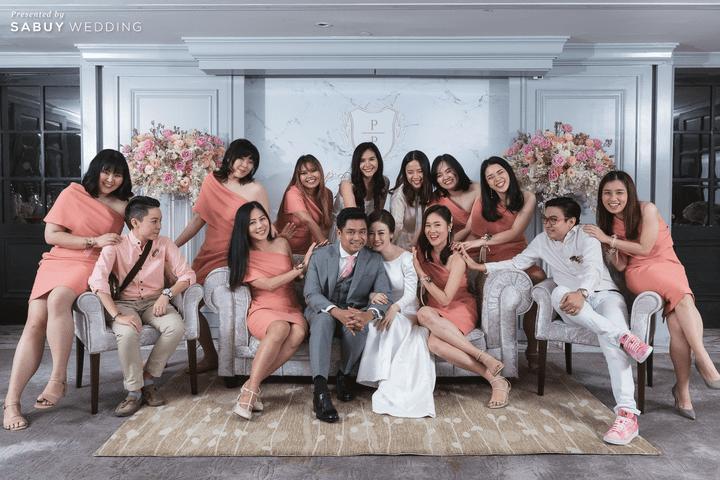 รีวิวงานแต่งธีม Winter Color สวย สนุก เรียบง่าย ไม่เน้นพิธีการ @ Hilton Sukhumvit Bangkok Hotel
