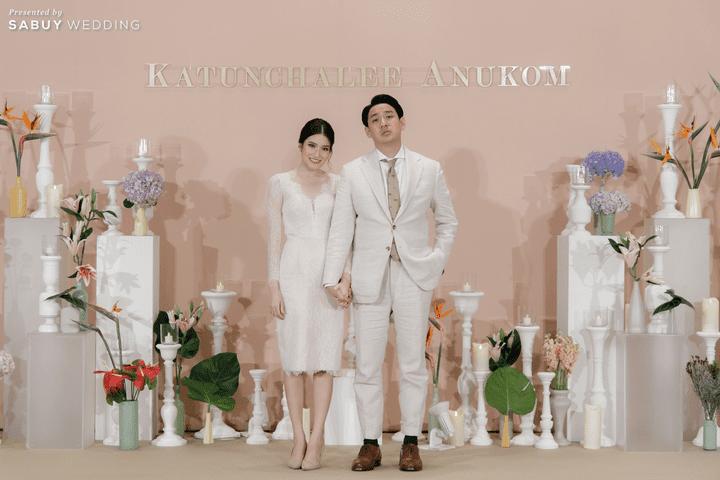 รีวิวงานแต่งโทนสี Copper เรียบเก๋ Luxury @ Rosewood Bangkok
