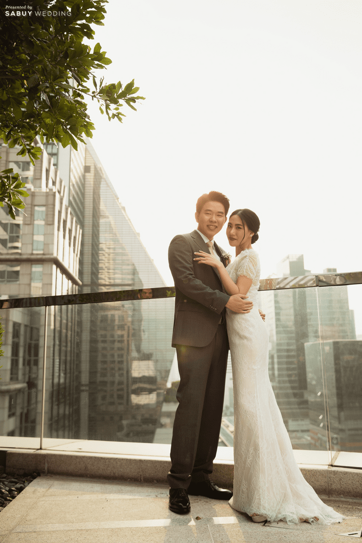 รีวิวงานแต่ง อบอุ่น Classic ในสถานที่สุด Private @ Park Hyatt Bangkok