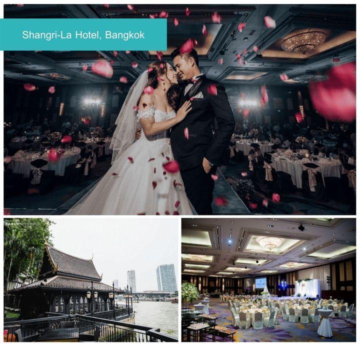 รวมสถานที่แต่งงานไซส์ใหญ่ จุแขก 350 คนขึ้นไป ในงาน SabuyWedding Online Festival 2021