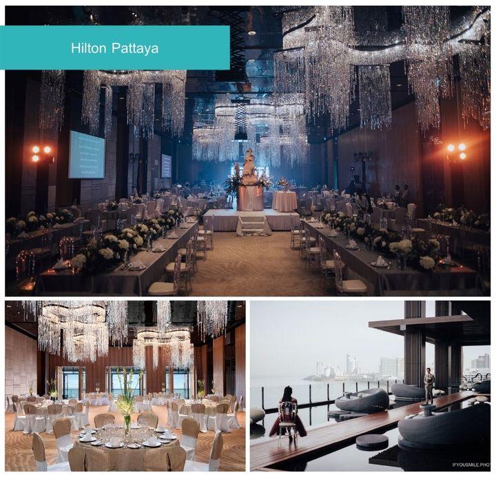 รวมสถานที่แต่งงานไซส์เล็ก จุแขกไม่เกิน 350 คน ในงาน SabuyWedding Online Festival 2021