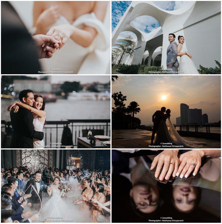 รวมช่างภาพงานแต่งฝีมือเด็ด ดีลพิเศษ ในงาน SabuyWedding Online Festival 2021