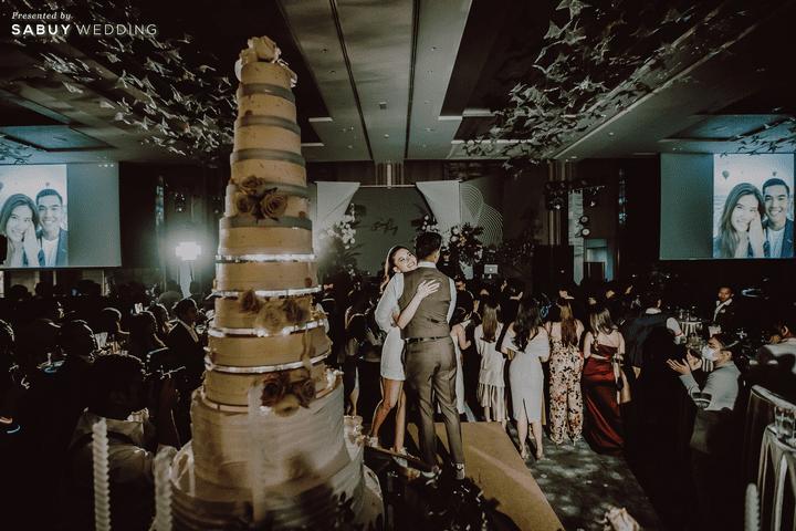 รีวิวงานแต่งอบอุ่น Luxury แถมปาร์ตี้สุดมันส์!! @ Capella Bangkok