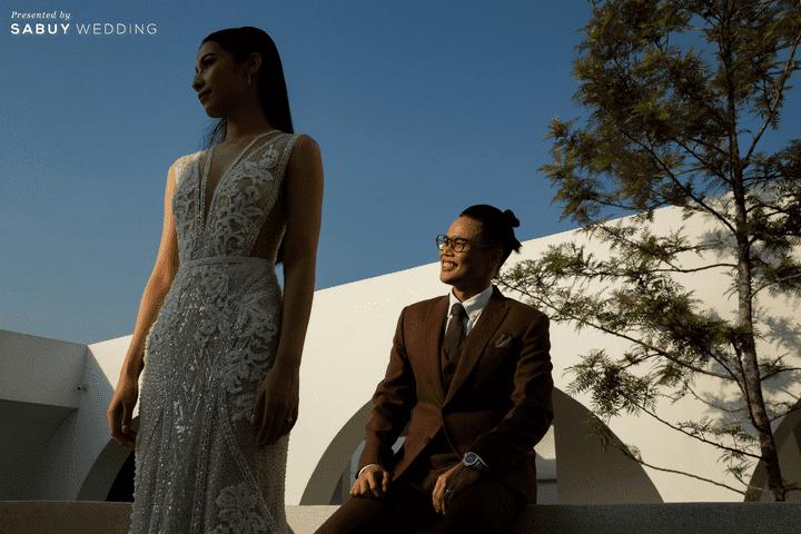 สถานที่แต่งงานสไตล์โมเดิร์น มินิมอล พร้อมแพ็กเกจเริ่มต้นเพียง 350,000 บาท!! @ AUBE