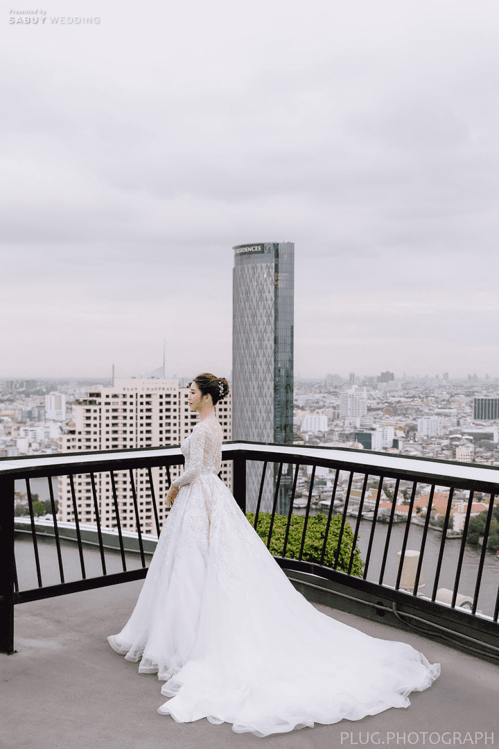 Millennium Hilton Bangkok สถานที่แต่งงานสุดหรู ริมแม่น้ำเจ้าพระยา พร้อมแพ็กเกจงานแต่ง ในราคาพิเศษ 500,000 บาท