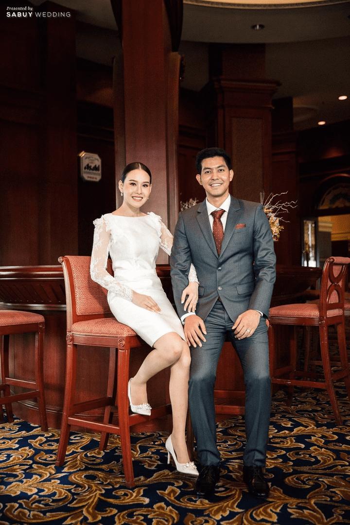 Prince Palace Hotel ห้องจัดเลี้ยงสุดคลาสสิก ขึ้นชื่อเรื่องอาหารจีน พร้อมแพ็กเกจแต่งงานราคาเพียง 180,000 บาท!