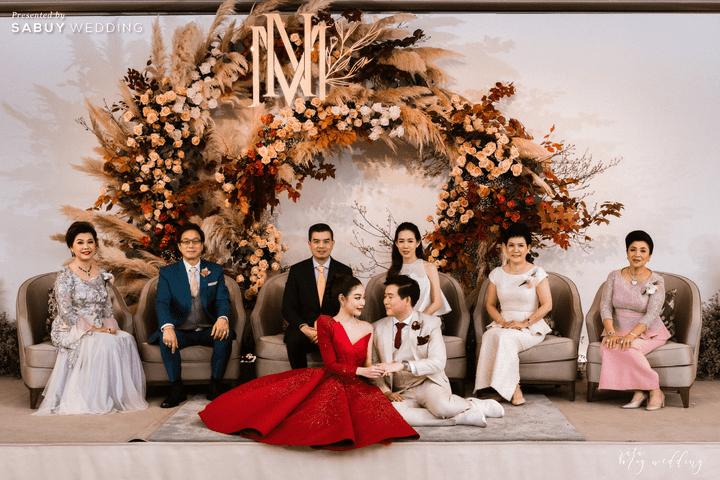 รีวิวงานหมั้นจีน ครบถ้วนทุกพิธี พร้อมดีเทลจัดงานเพิ่มความเพอร์เฟ็กต์ @ Waldorf Astoria Bangkok