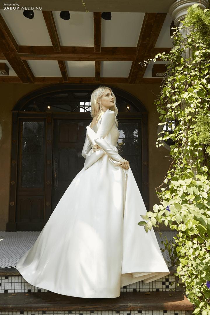Glory of the Bride เปล่งประกายออร่าเจ้าสาวสุดชิคด้วยชุดแต่งงาน Ready-to-wear จาก Glory by Cher'Z