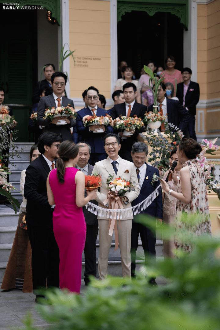 งานแต่งหวานละมุน พร้อมทิปส์คุมงบไม่ให้บาน By PaR Wedding Planner