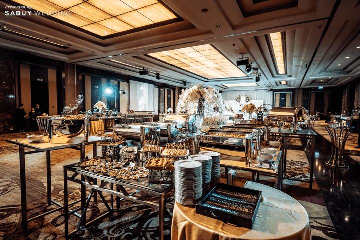 Sofitel Bangkok Sukhumvit สถานที่แต่งงานสไตล์ Luxury Modern แพ็กเกจงานฉลอง เริ่มต้น 500,000 บาท  พร้อมส่วนลดค่าอาหารอีก 10%
