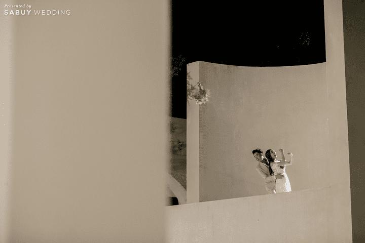 รีวิวงานแต่งสวย ได้ฟีลโฮมมี่ ในสถานที่สไตล์ Minimal @ AUBE