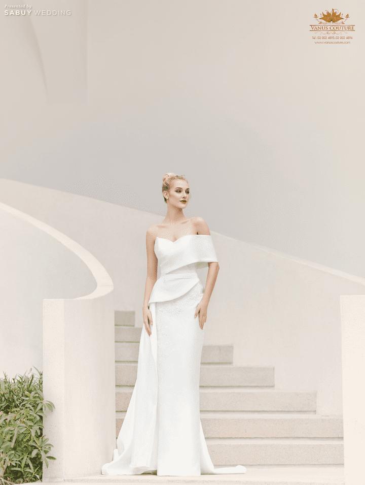 สวยหวานดูแพงด้วยชุดแต่งงาน Cherry blossom bridal collection จาก Vanus Couture