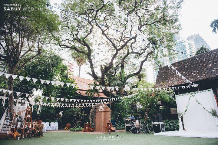 4 สถานที่แต่งงานสุดไพรเวท เหมาะกับช่วง COVID19