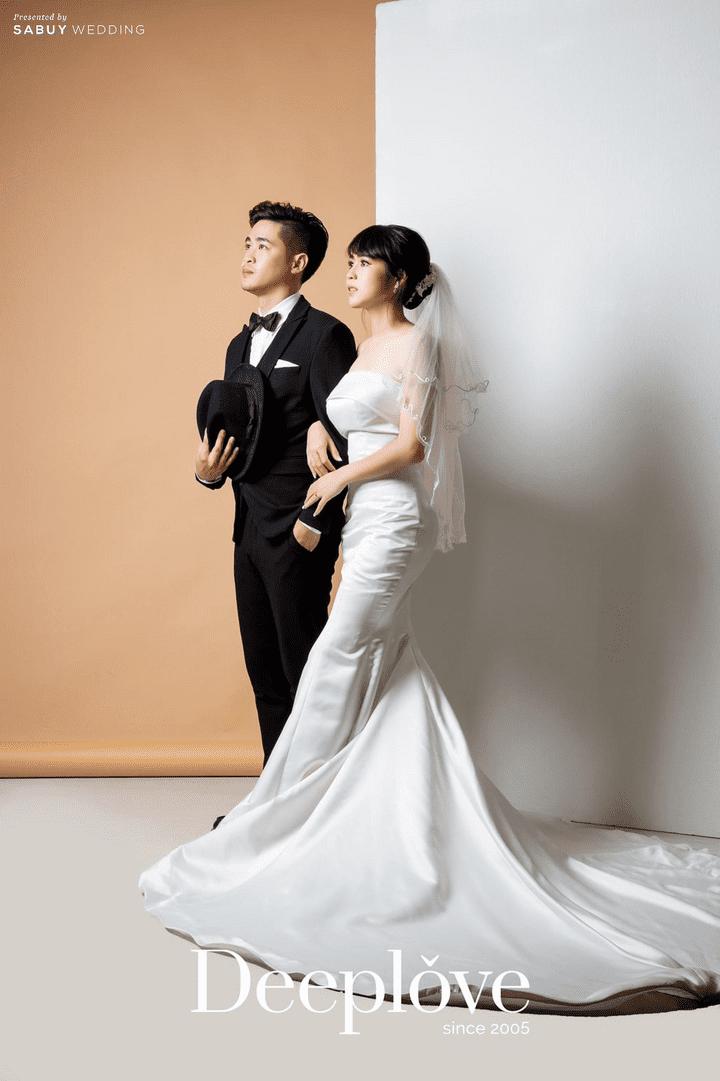 2 โปรเช่าชุดแต่งงานสุดคุ้ม ลดสูงสุดกว่า 50% By  Deep Love Wedding
